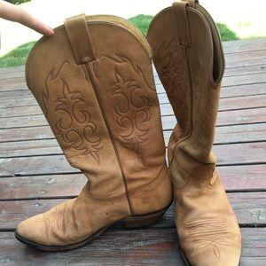 Men's Vintage Nocona Boots